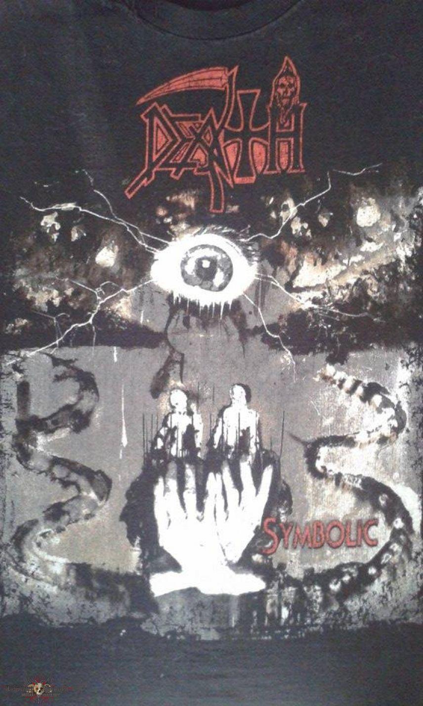Death Symbolic T Shirt Tshirtslayer Tshirt And Battlejacket Gallery