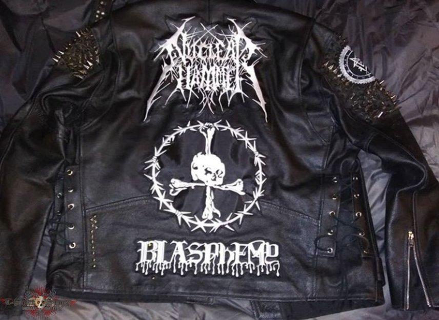 Leather Jacket TOTAL WARFARE