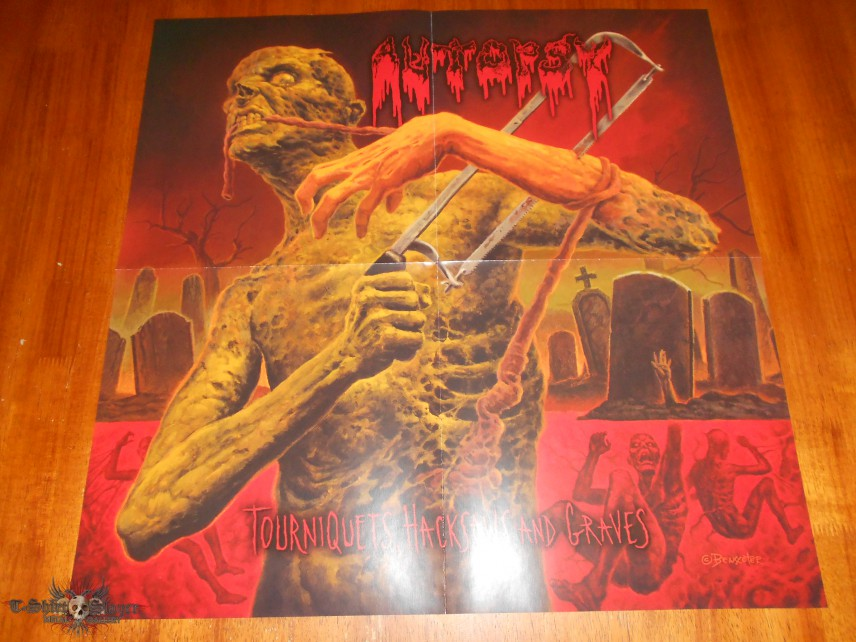 Autopsy / Poster