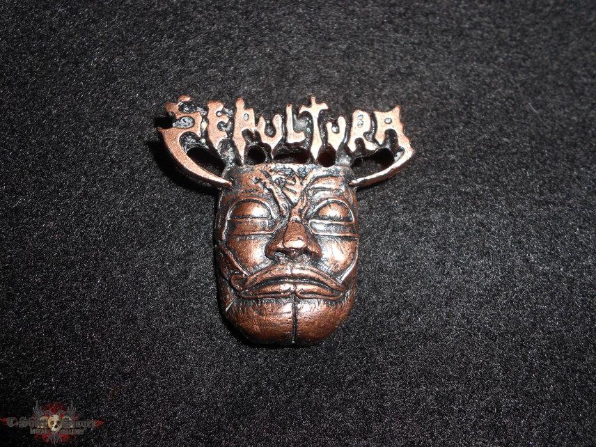 Sepultura / Pin
