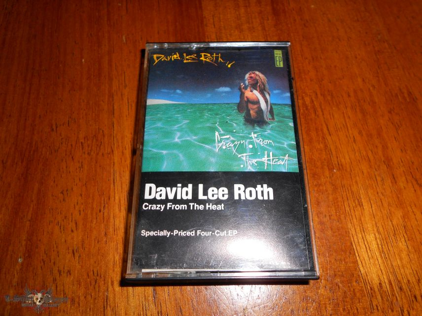 David Lee Roth / Crazy From The Heat