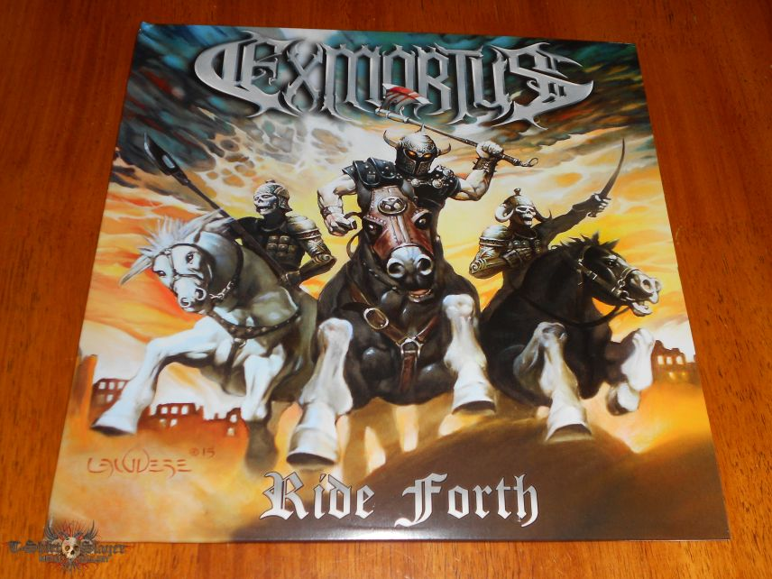 Exmortus ‎/ Ride Forth LP