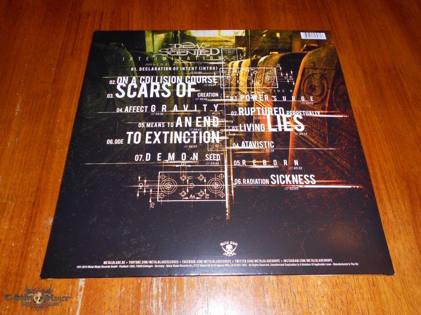 Dew-Scented  / Intermination LP