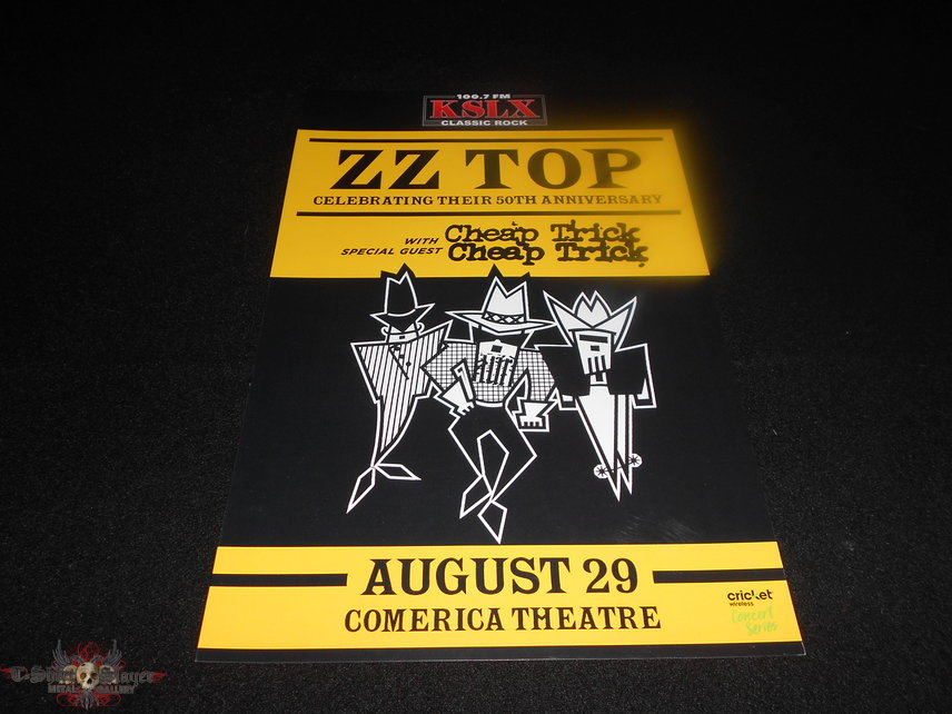 ZZ Top / Poster