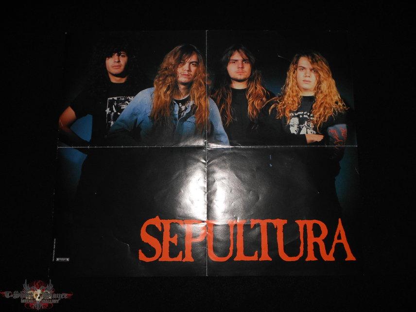 Sepultura / Poster
