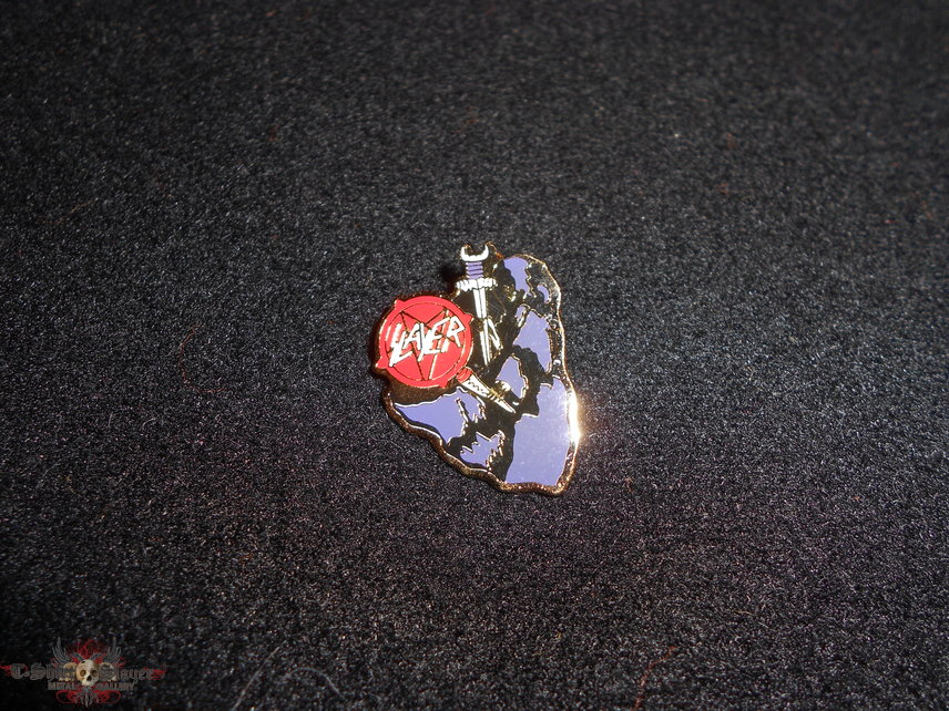 Slayer / Pin