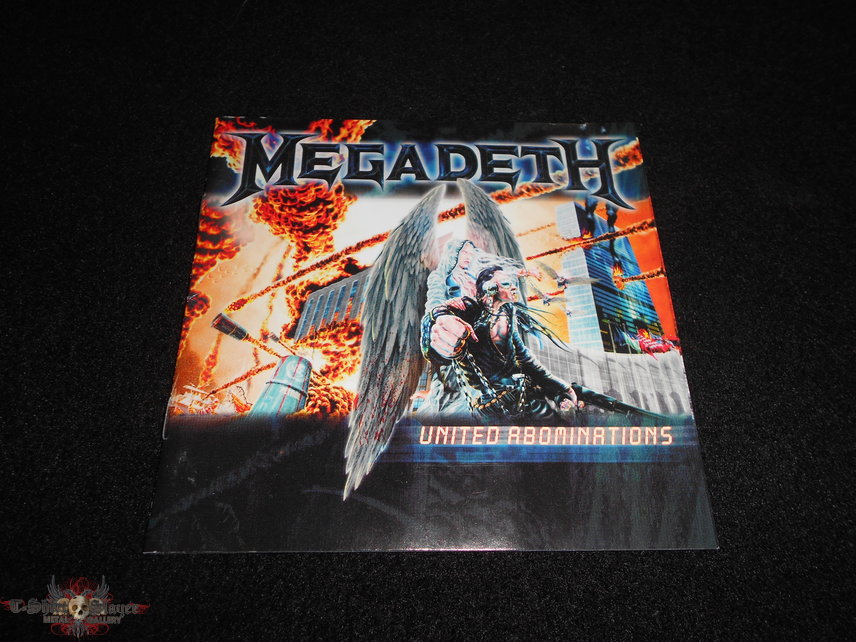 Megadeth / United Abominations
