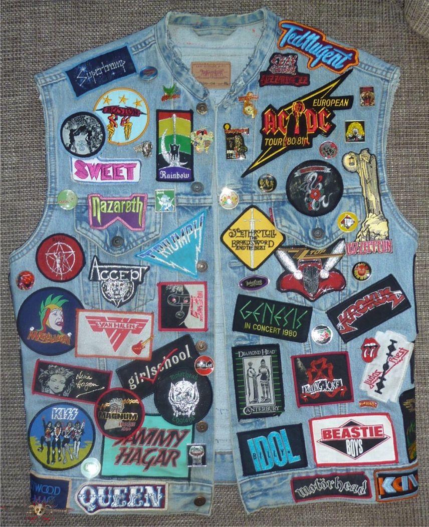 My Vintage Vest