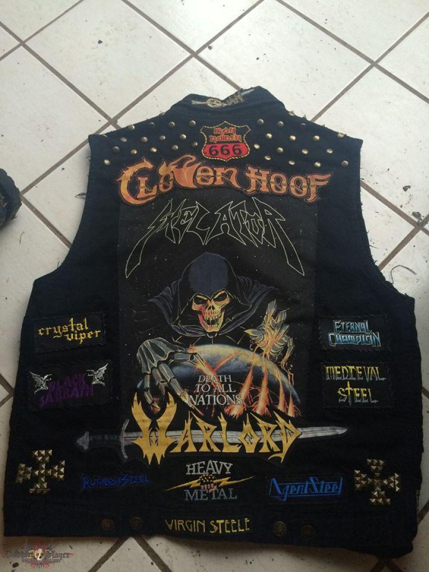 Heavy Metal Jacket #1
