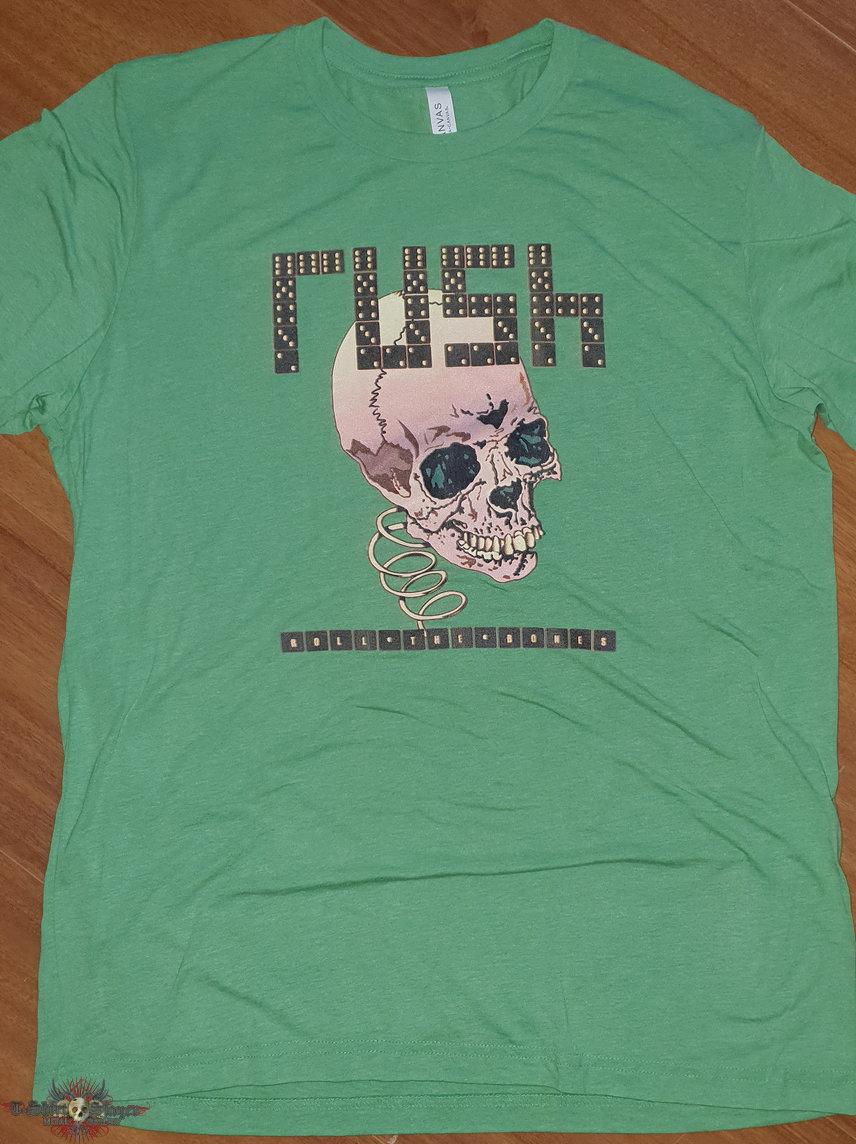 Rush - Roll the bones - unofficial T-Shirt