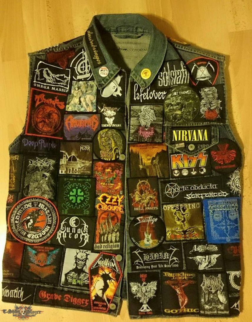 See my vest, see my vest, made from real gorilla chest