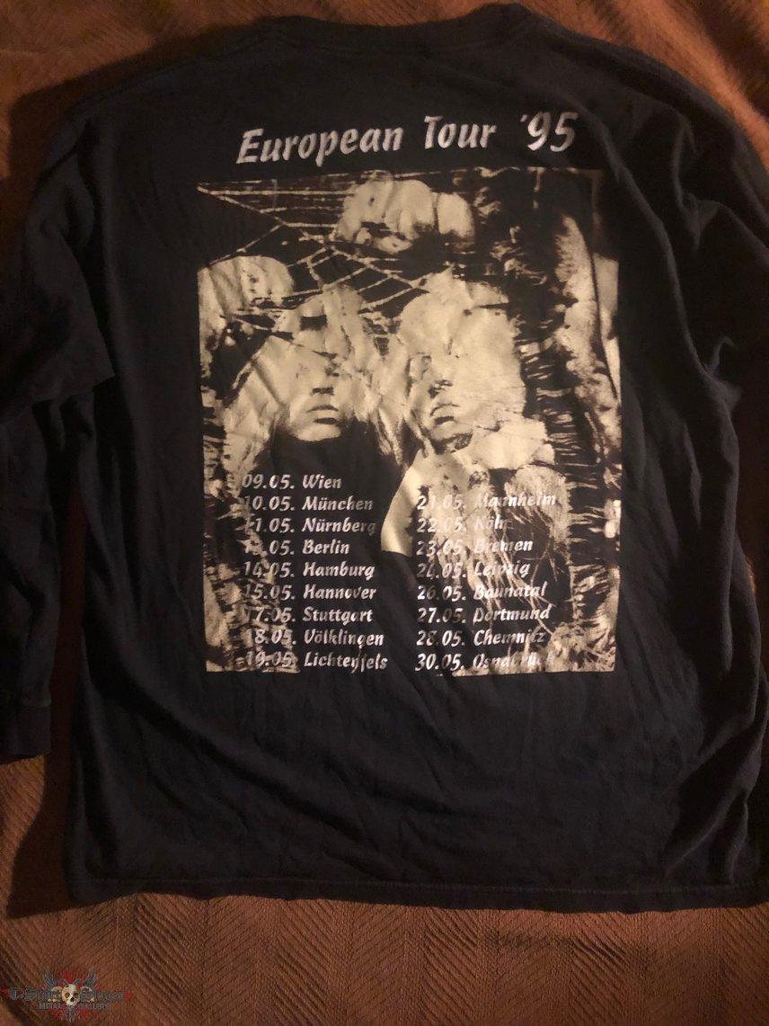 Nevermore European Tour 1995 LS