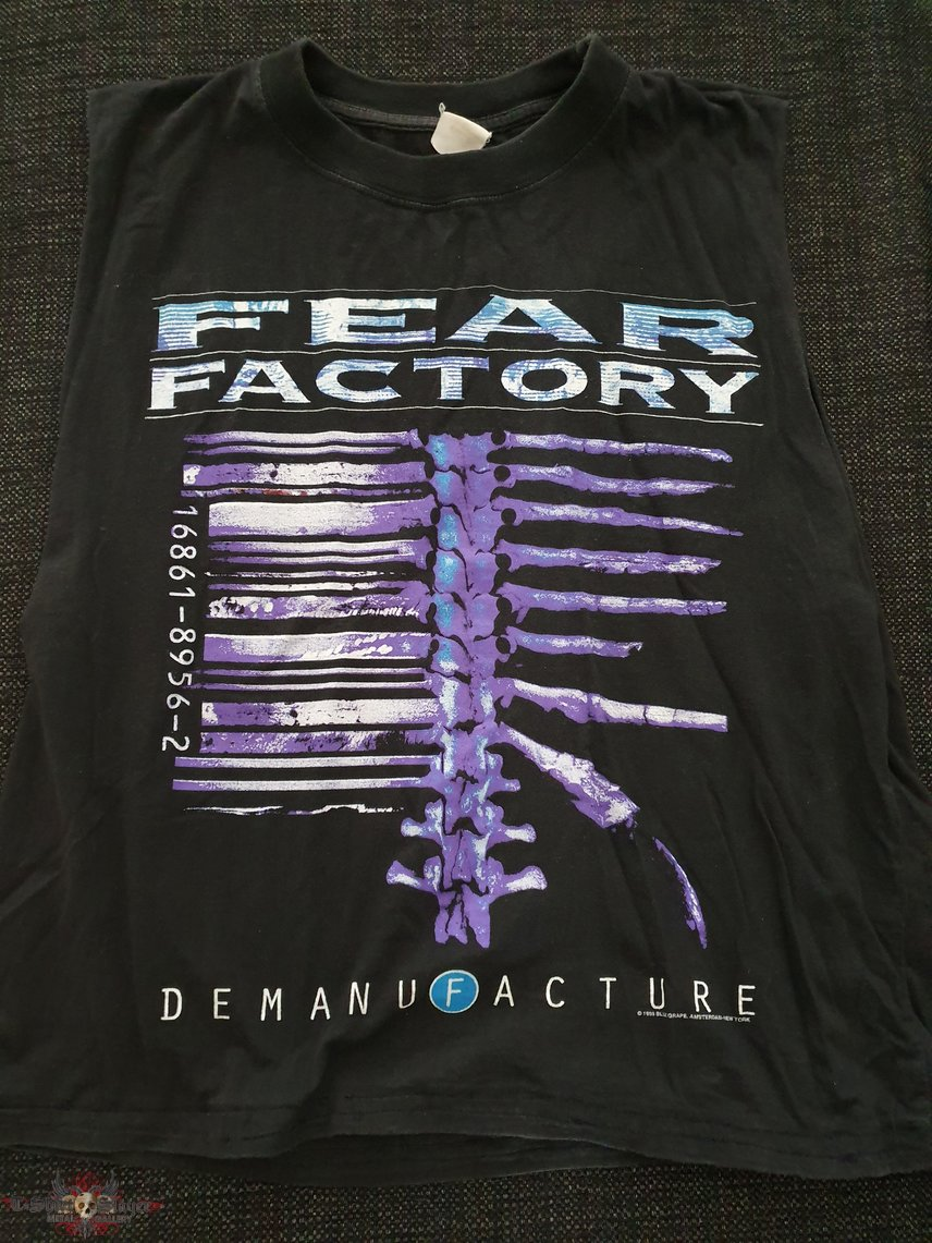 Fear Factory- Demanufacture tour - 1996