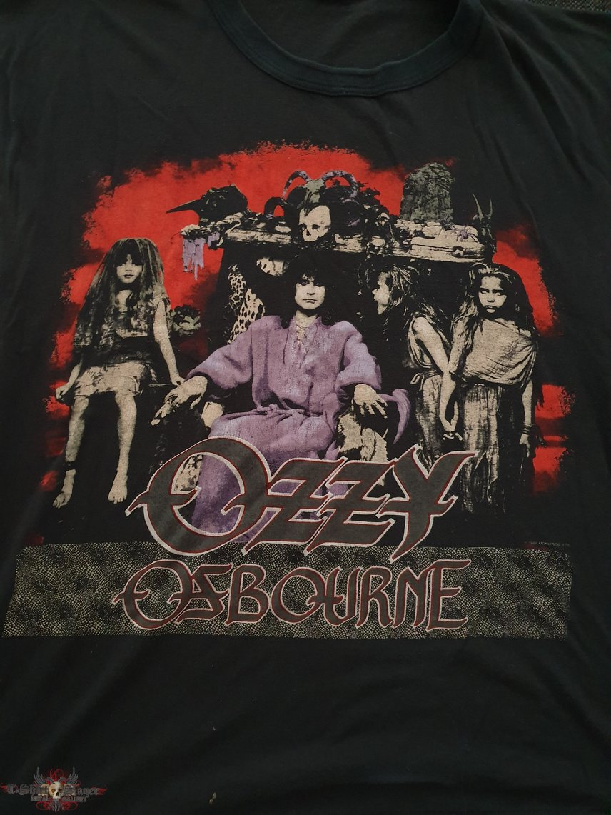 Ozzy Osbourne- No rest for the wicked - 1988