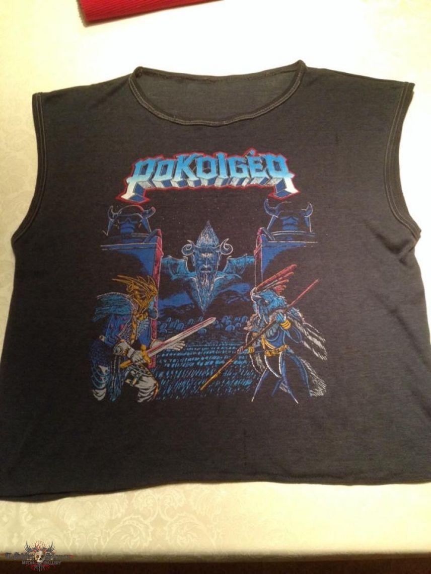 Pokolgép - Éjszakai Bevetés original shirt from 1989