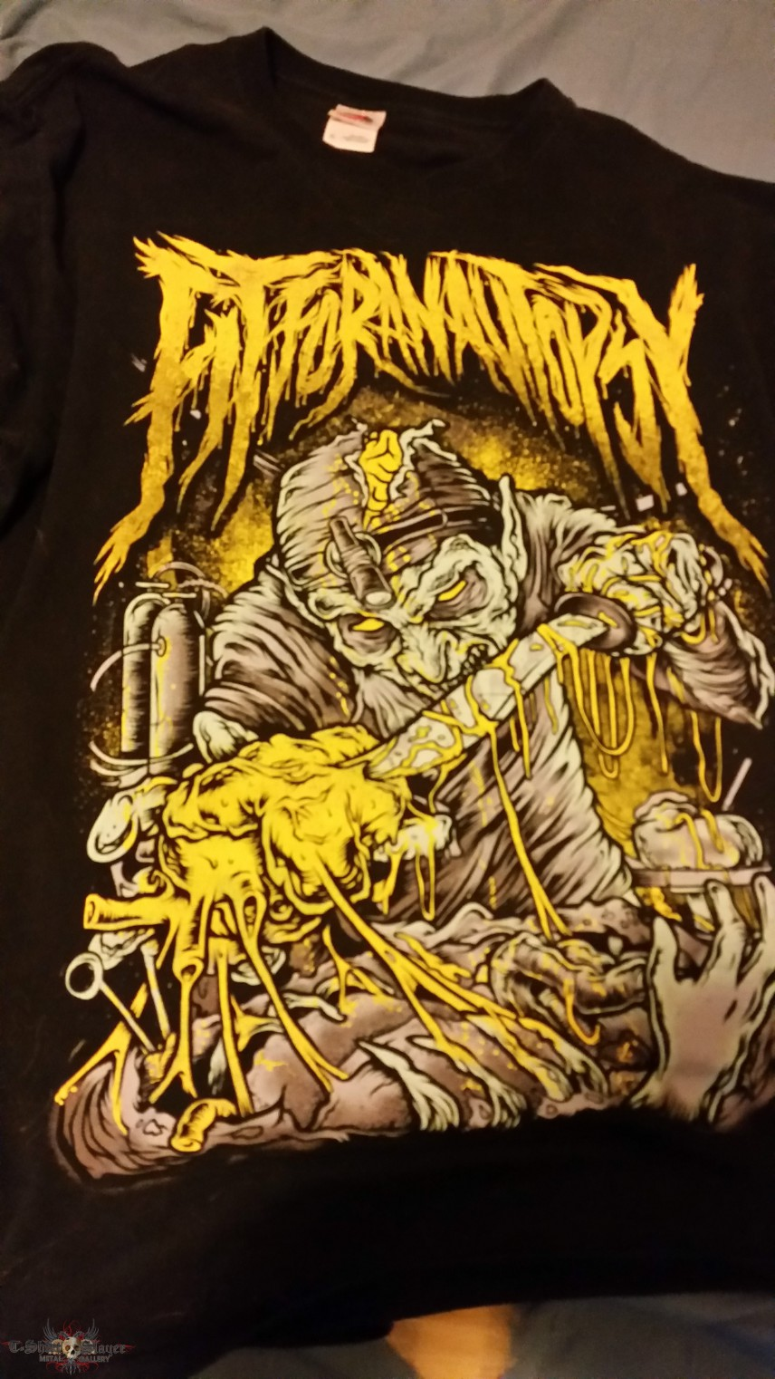 Fit for an autopsy Dr.
