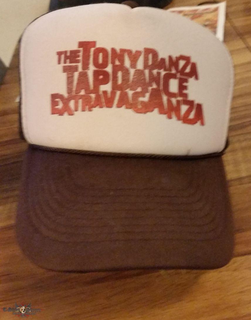 Tony Damza TapDance extravaganza hat
