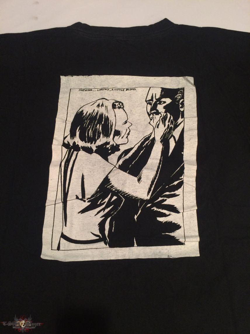 Sonic Youth Goo Shirt