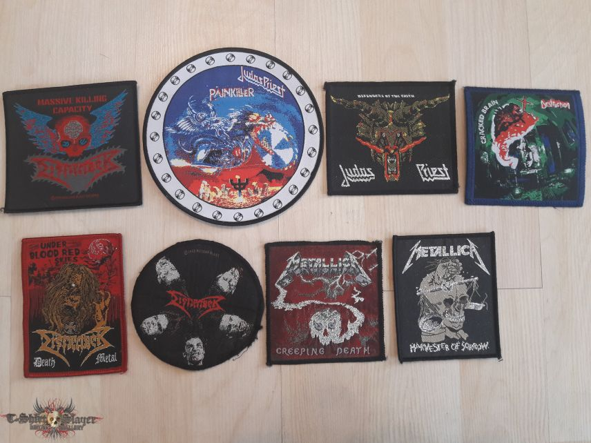 patches for you...