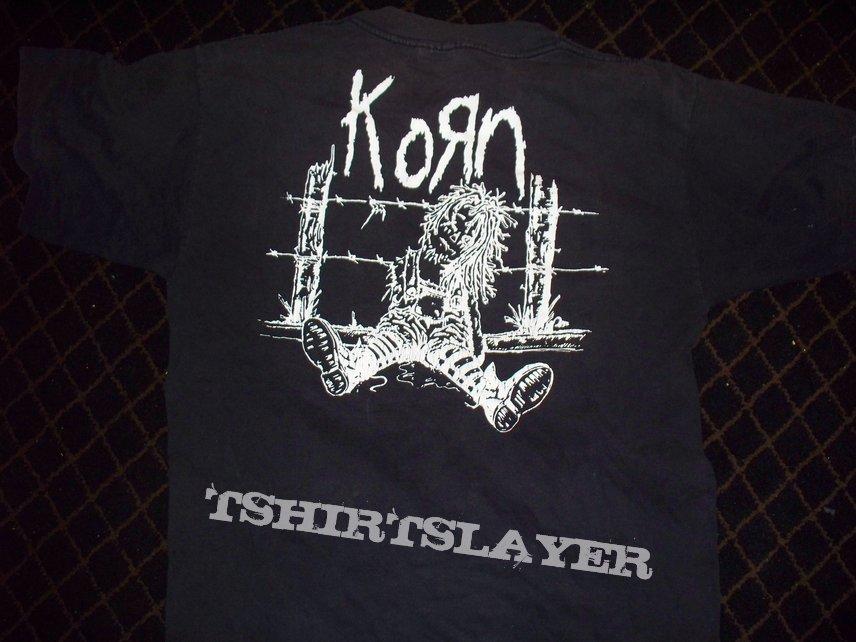 Korn  Tour Tshirt