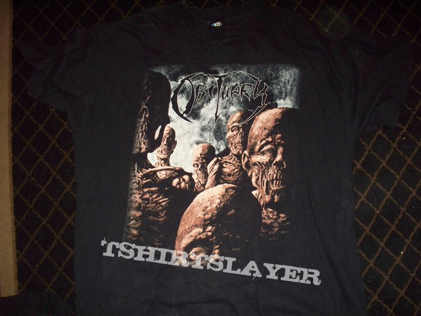Obituary - Back From The Dead - T-Shirt