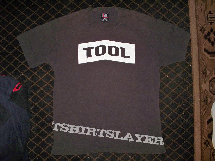 Tool - Logo - Penis Wrench - 72826 - T-Shirt - 1991