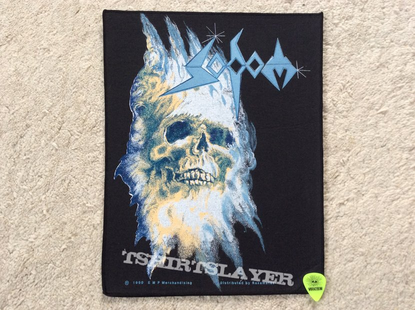Sodom - Agent Orange - 1990 E.M.P. Merchandising - Razamataz - Back Patch