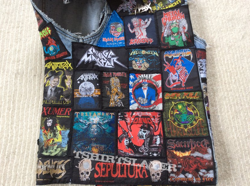 Battle Jacket II / Kutte II