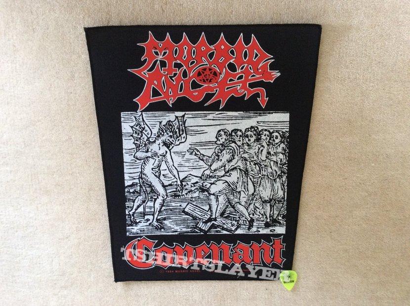 Morbid Angel - Covenant - 1994 Morbid Angel - Razamataz - Backpatch