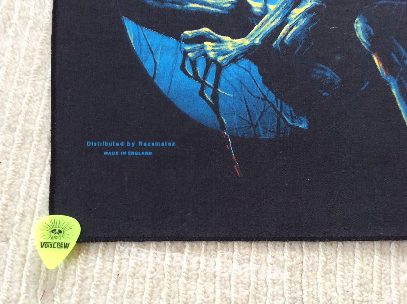 Iron Maiden - Fear Of The Dark - 1992 Iron Maiden Holdings Ltd. - Backpatch