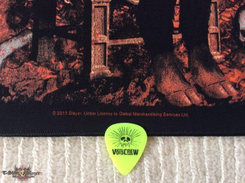 Slayer - Demon On Throne - 2013 Slayer - Backpatch