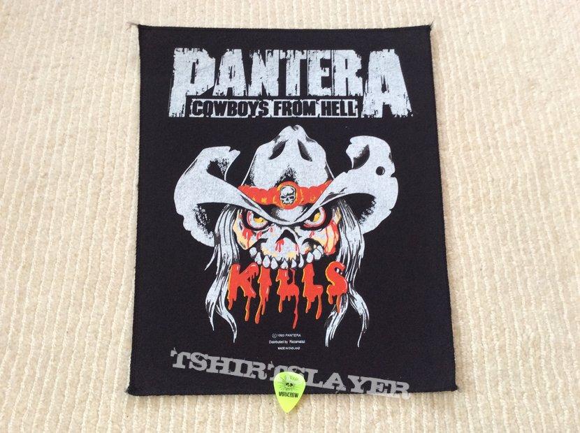 Pantera - Cowboys From Hell - Kills - 1993 Pantera