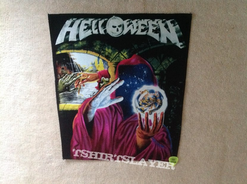 Helloween - Keeper Of The Seven Keys - Backpatch