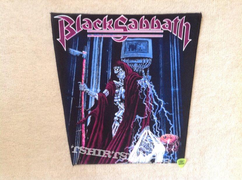 Black Sabbath - Dehumanizer - Backpatch