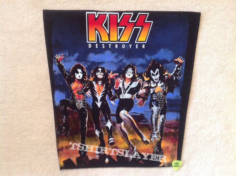Kiss - Destroyer - Backpatch
