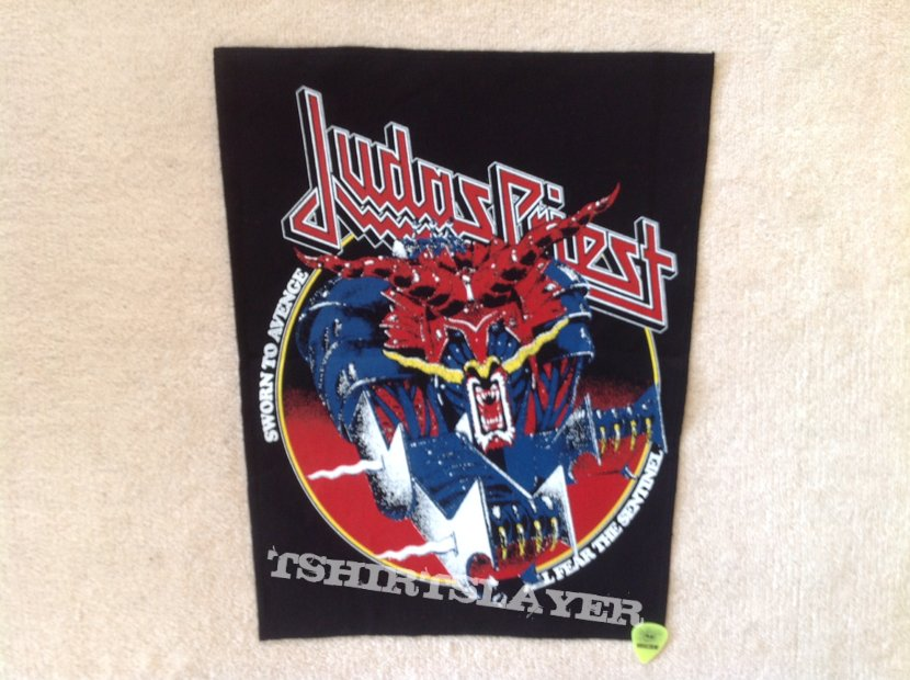 Judas Priest - Defenders Of The Faith - The Sentinel - Backpatch
