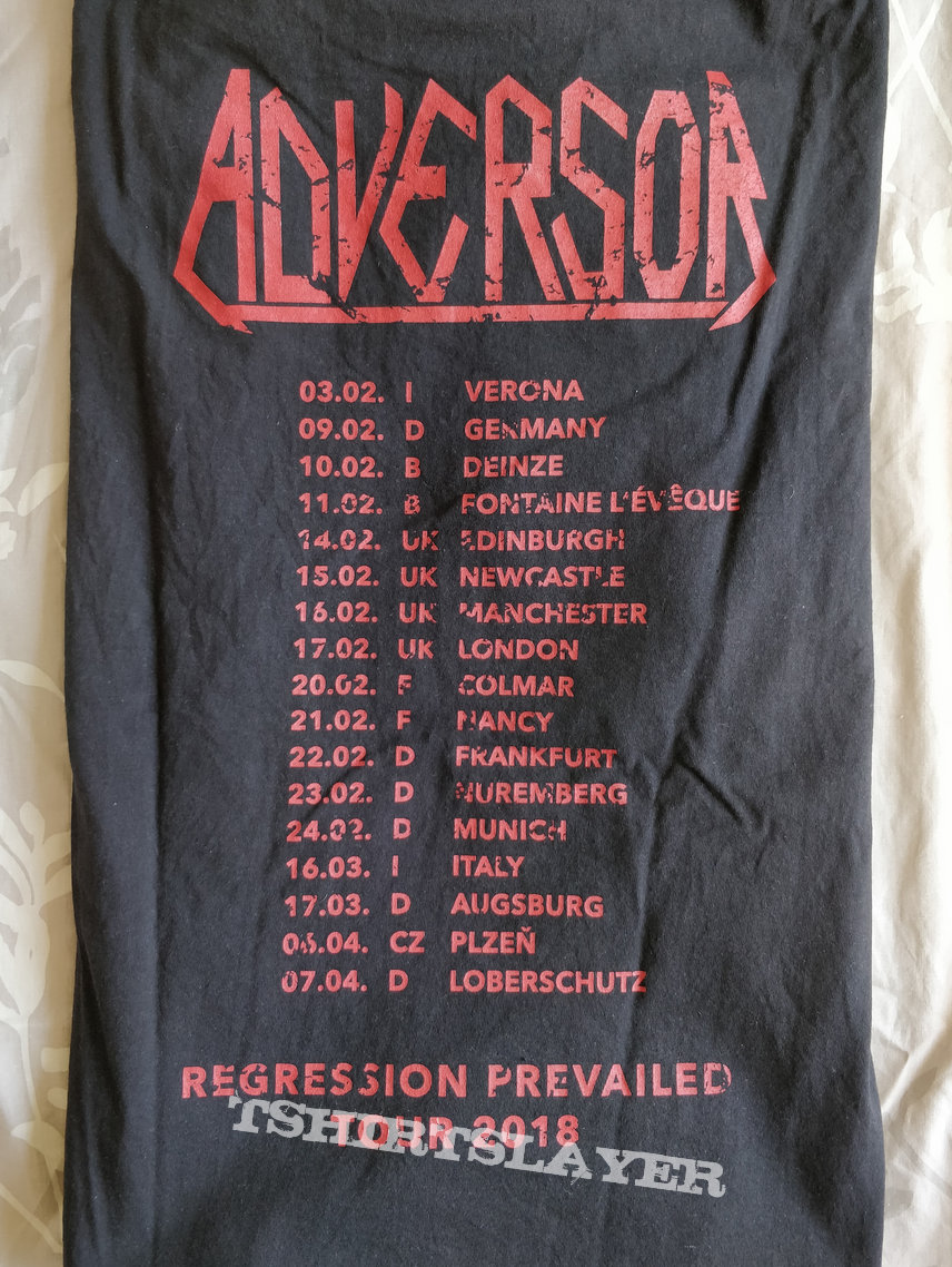 Adversor: The End of Mankind – Shirt