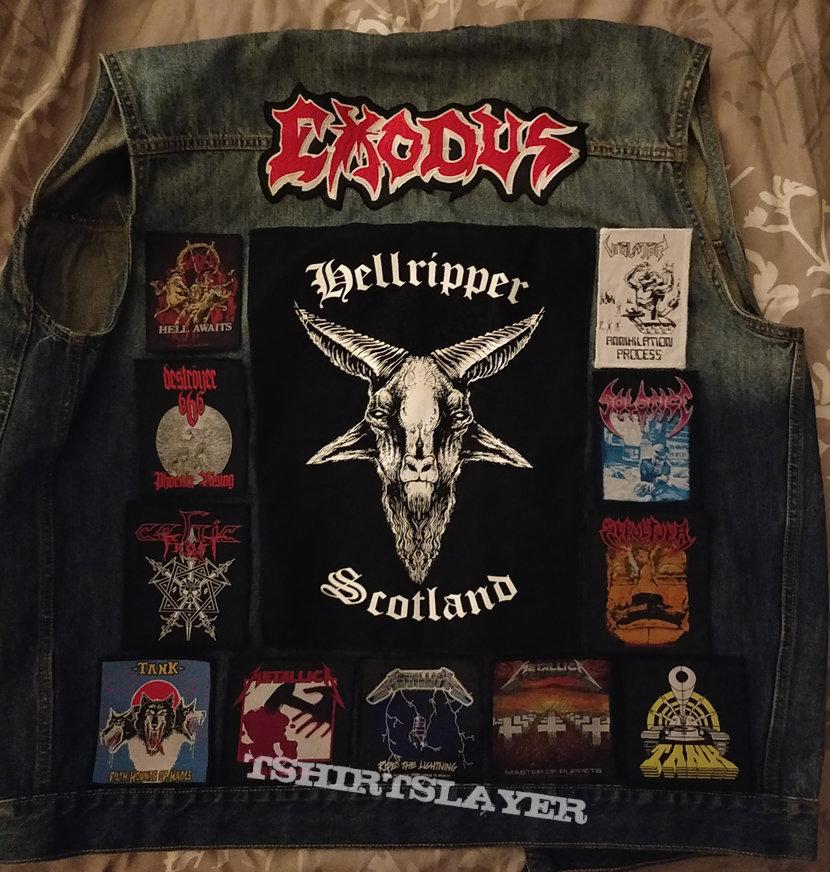 Thrash/Speed/Heavy Metal Jacket