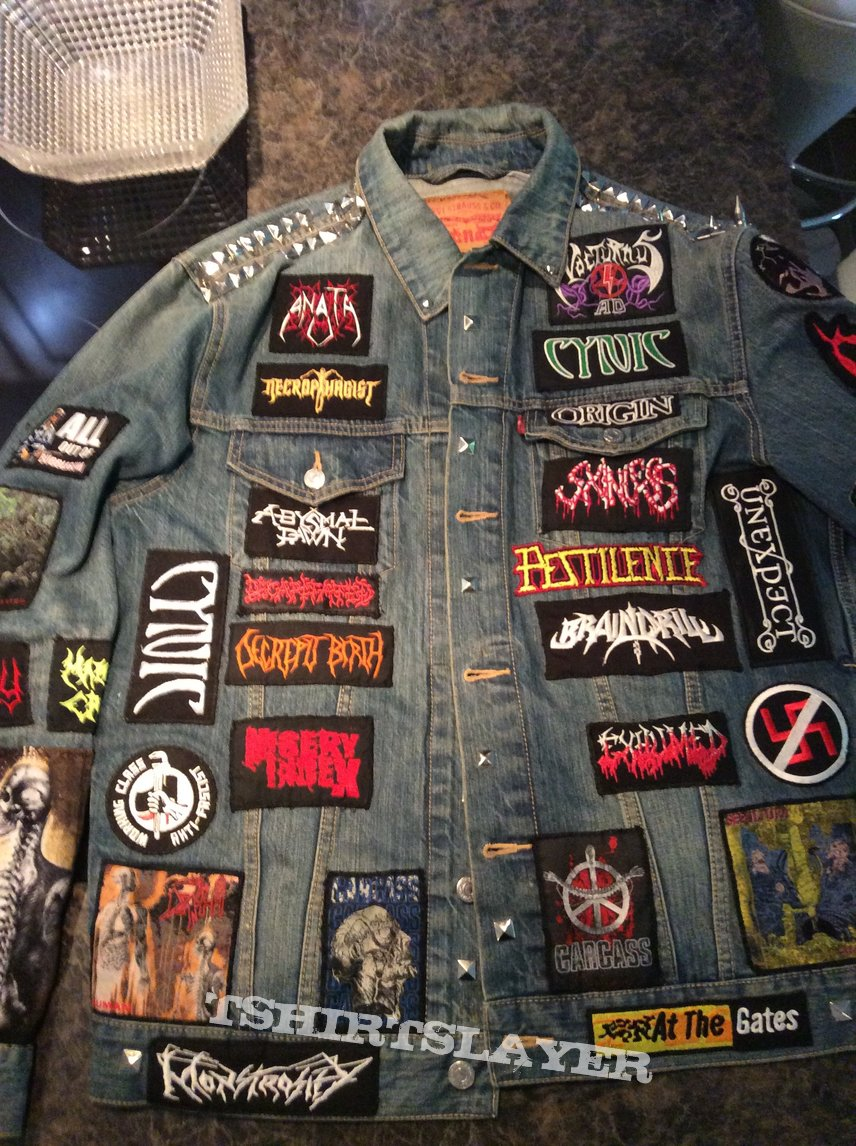 technical longsleeve battle jacket