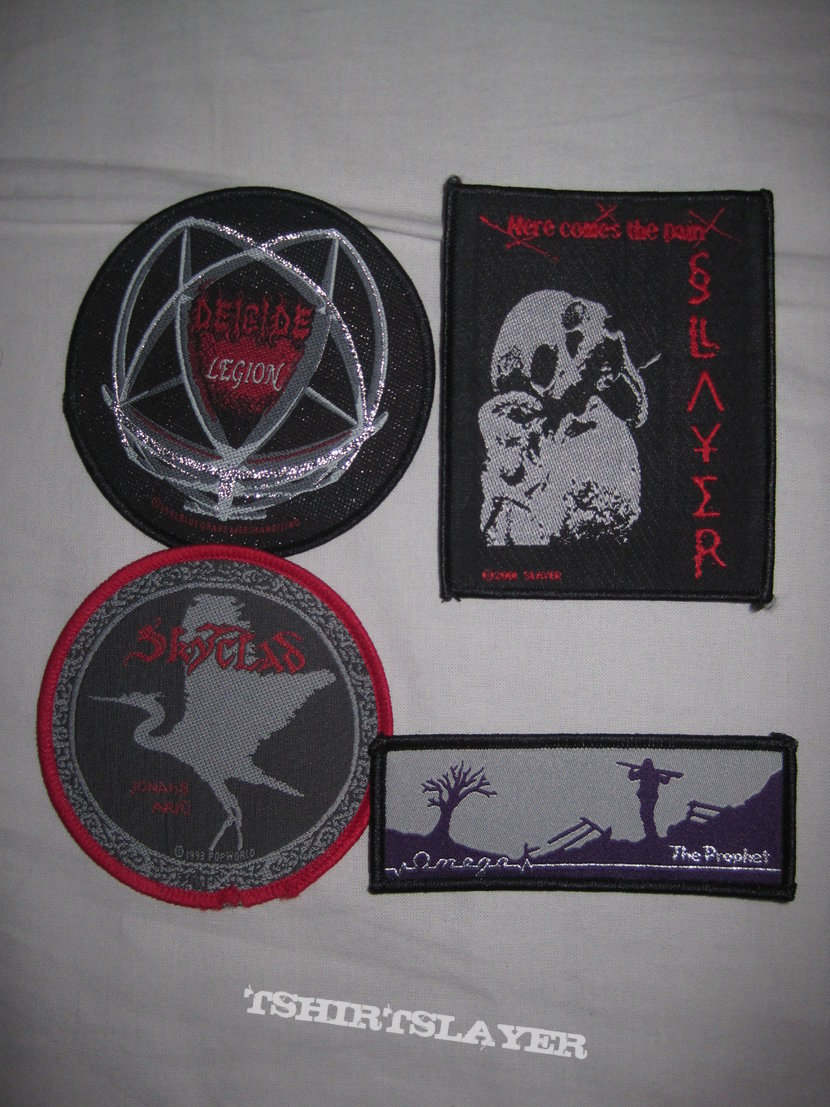 New patches, July 2017