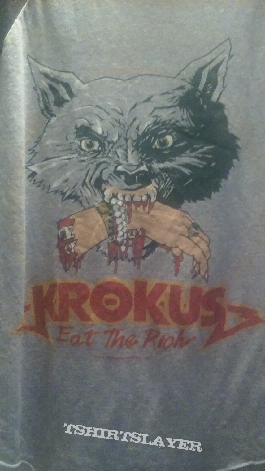 Krokus Eat the Rich Jersey
