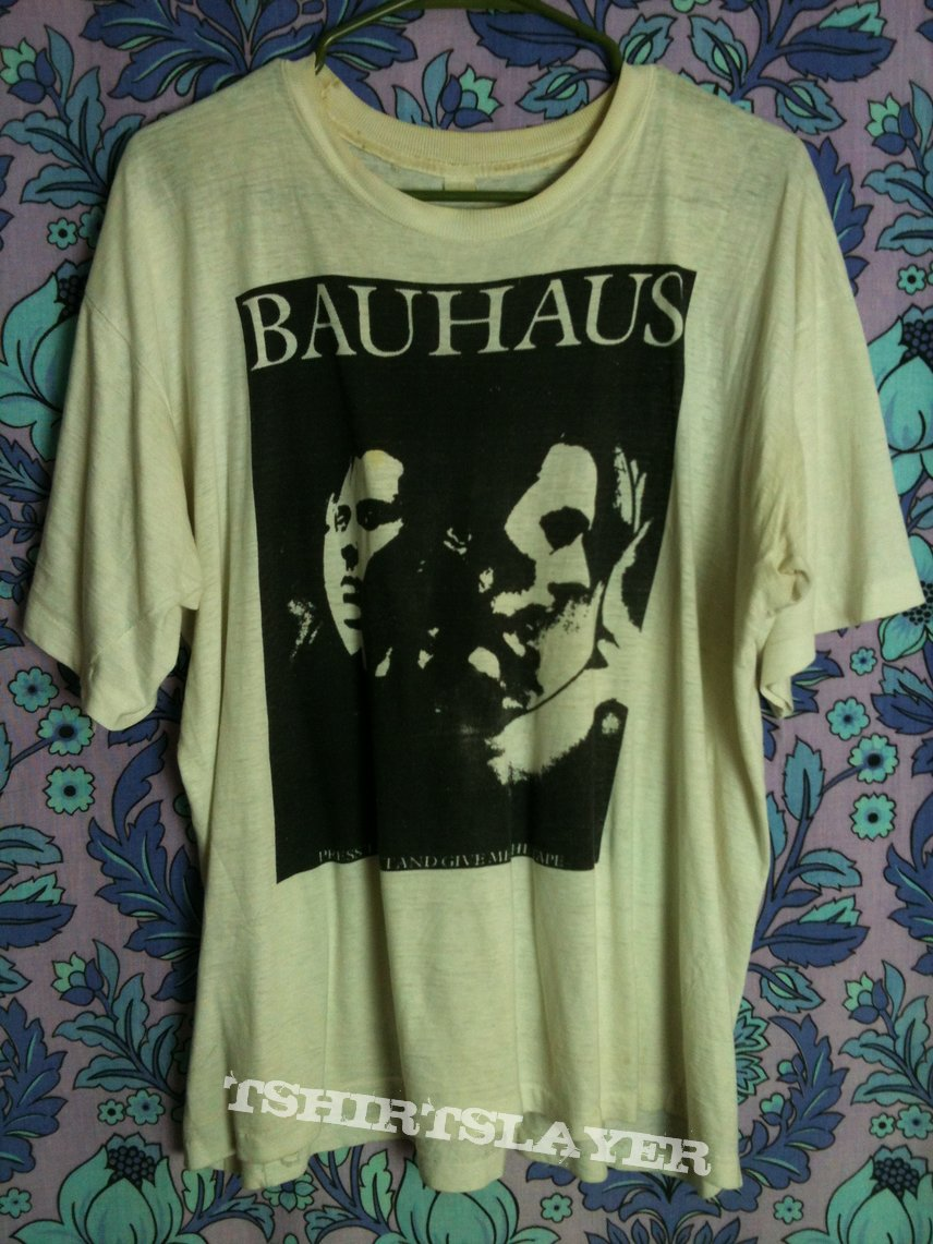 Bauhaus /'Press The Eject/' T-Shirt NEW /& OFFICIAL!