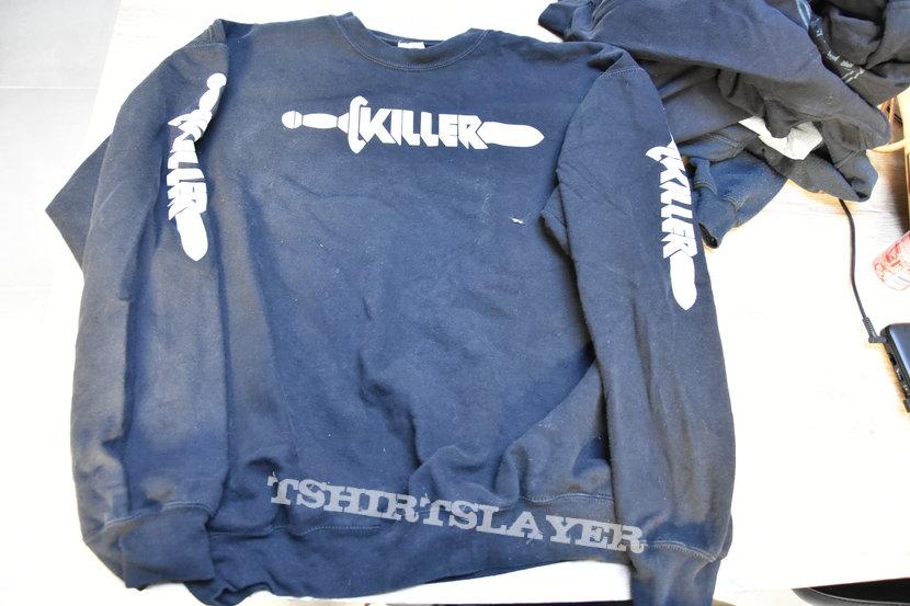 Killer sweatshirt