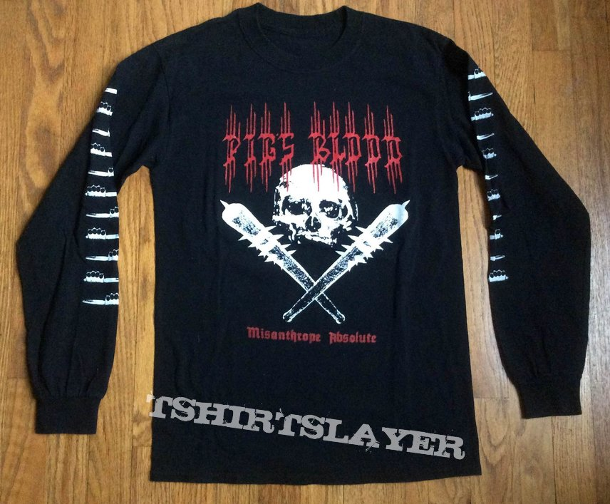 Pig's Blood Long Sleeve
