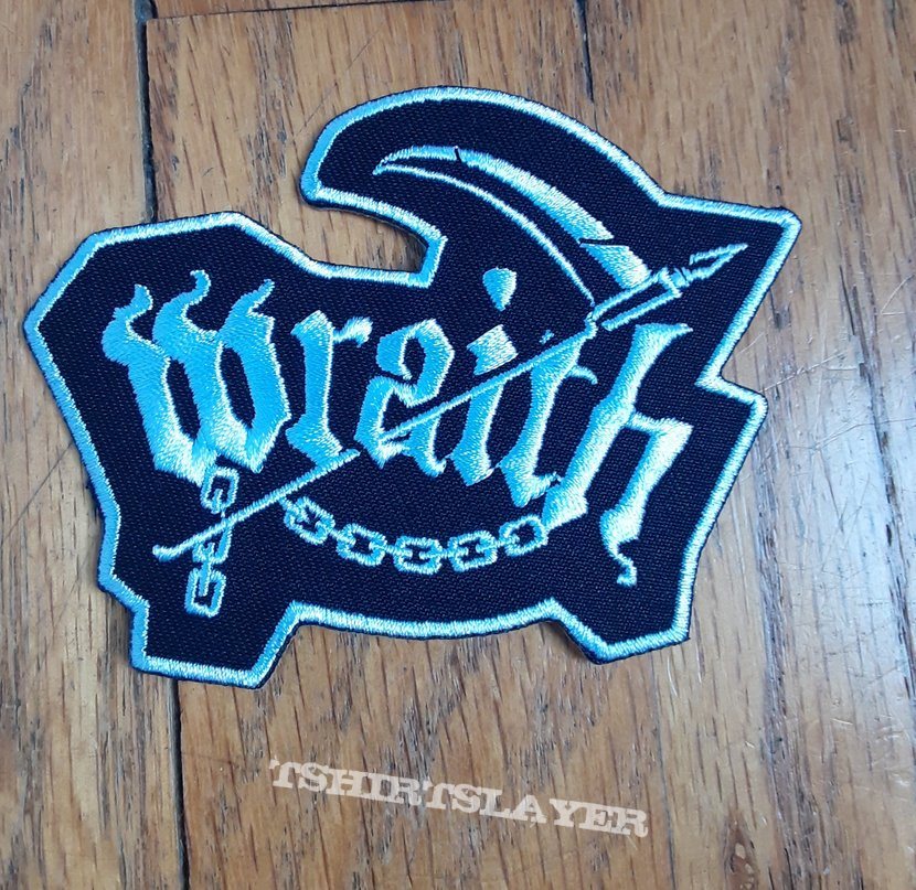 Wraith Logo Band Patch
