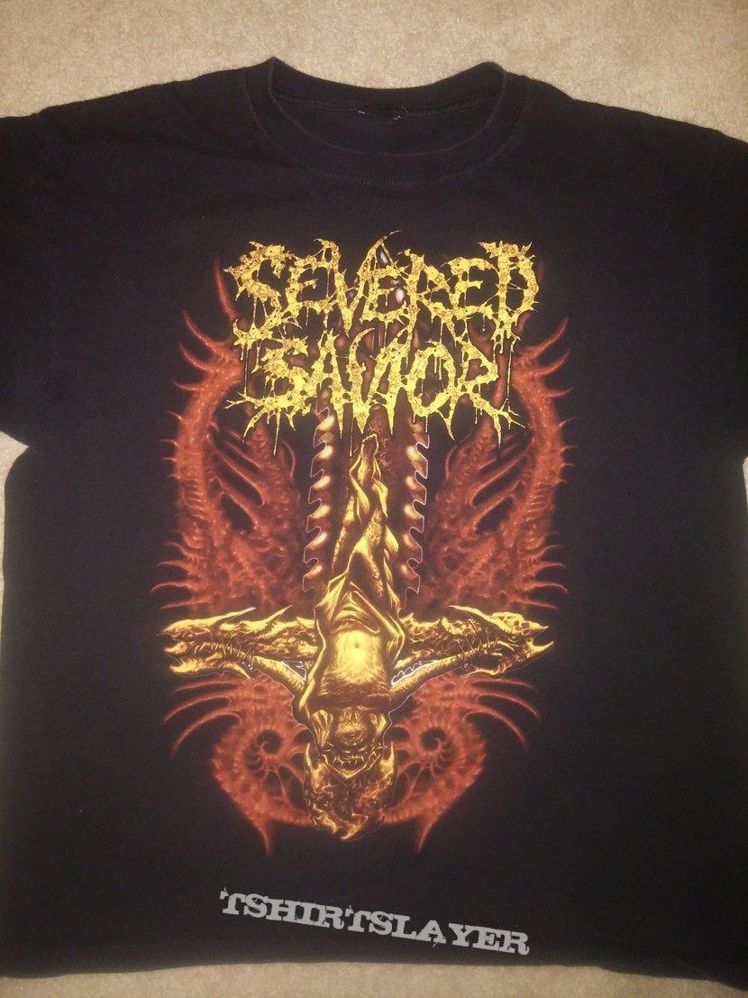 Severed Savior t-shirt