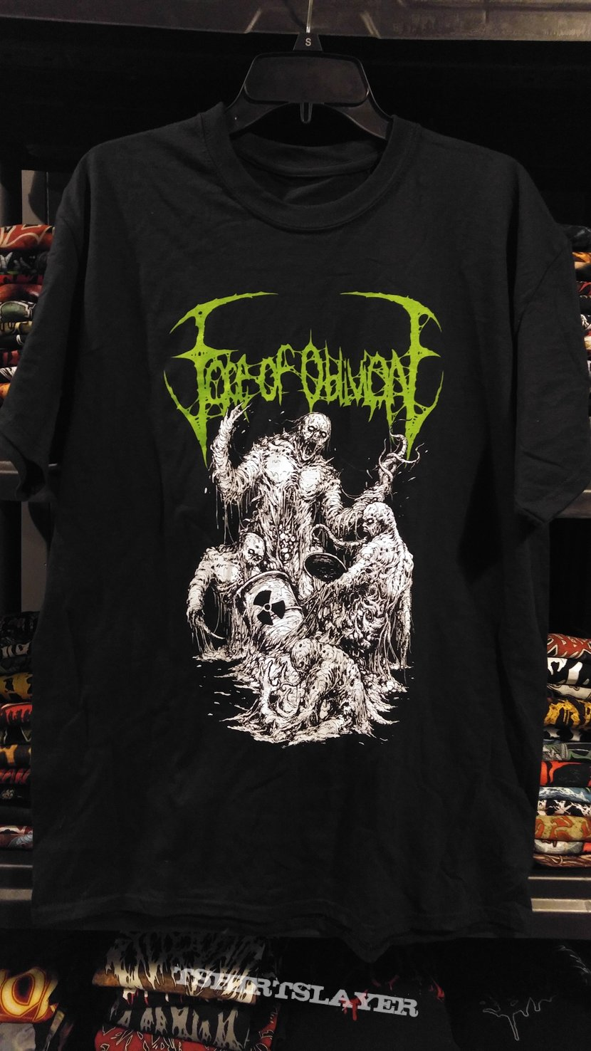Morguelord's Face Of Oblivion, Face of Oblivion t-shirt