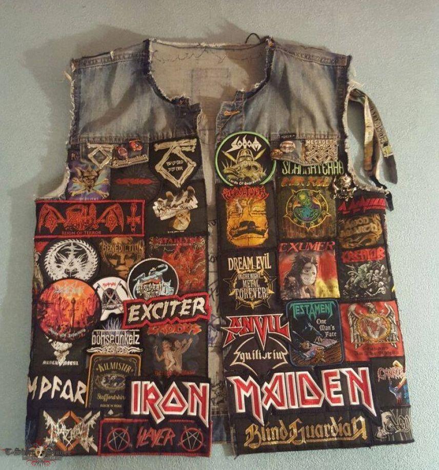 My Battle Jacket / Meine Kutte