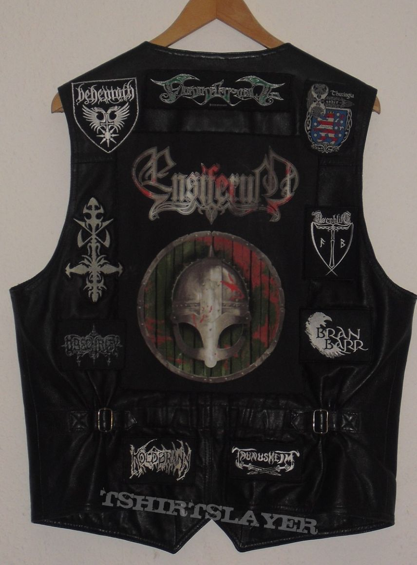 My leather vest