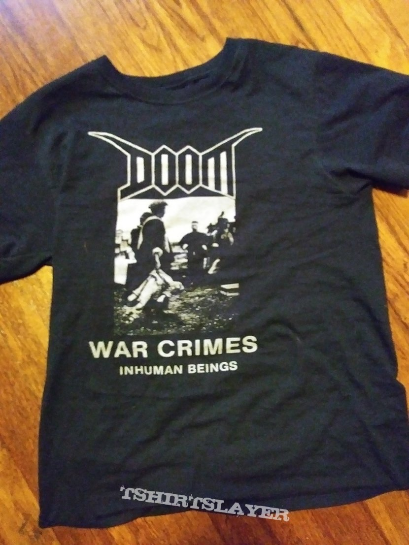 doom t shirt